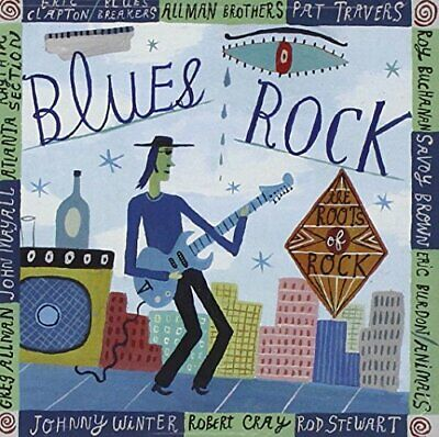 Various - Roots of Rock: Blues - Various CD W5VG The Cheap Fast Free Post The