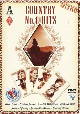 Country No.1 Hits - Various Artists [DVD] - DVD  KWVG The Cheap Fast Free Post