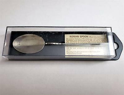 COLLECTIBLE ROMAN SPOON REPRODUCTION 14th Century A.D. by WESTAIR New