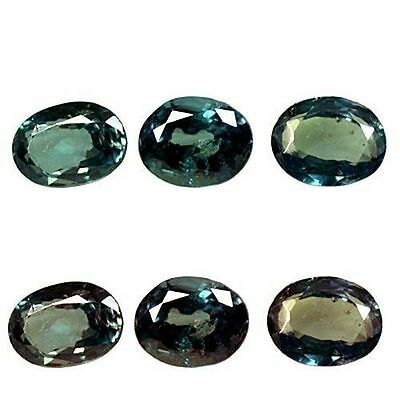 0.91 cts Natural Color Change ~ Alexandrite Oval Cut loose best gem grade top