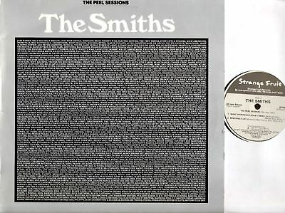 THE SMITHS (MORRISSEY) the peel sessions (uk 1988) LP EX+/EX SFPS 055 indie rock