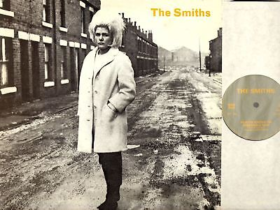 "THE SMITHS (MORRISSEY) heaven knows i'm miserable now 12"" EX/EX RTT 156 indie"