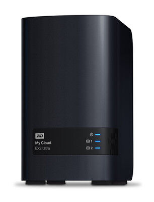Western Digital My Cloud Ex2 Ultra NAS, 4 GB