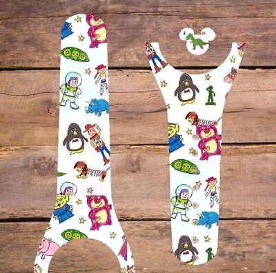 For Disney Magic Band 2  Decal Stickers Skin Toy Story Inspired