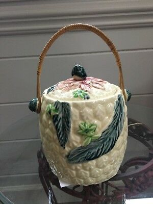 Pineapple Biscuit Barrel
