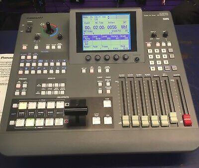 Panasonic AG-MX70e AV Mixer