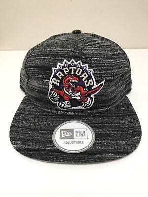 newest collection e686f 419a9 Toronto Raptors New Era 9Fifty Hardwood Classics Original Fit Snapback Hat  Cap