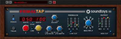 SoundToys PrimalTap 5 Effects Plug-In