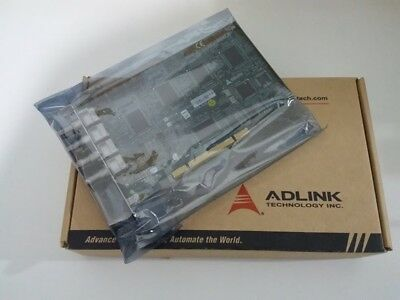New ADLINK PCI-MP4S RTV-24 Data Acquisition Card