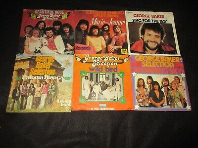 6 Singles - George Baker Selection