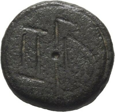 Lanz Rome Byzantine Empire 12 Siliquae Commercial Weight Coin Ae ±Bec2090