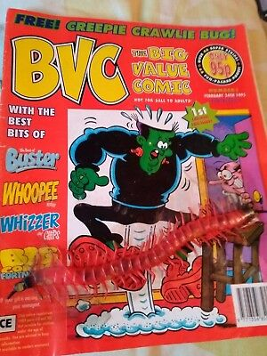 BVC (Big Value Comic) - Issue #1 with gift (1995) (Faceache)