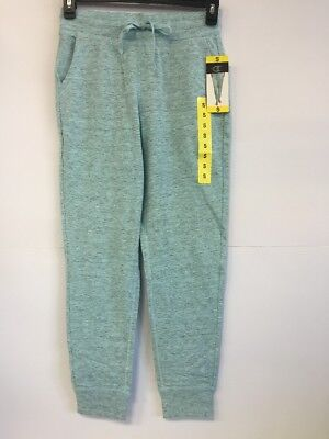 c716b1002 CHAMPION WOMEN S FRENCH Terry Jogger Pants - Size S - Aqua