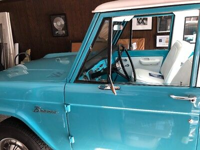 1968 Ford Bronco  1968 Ford bronco    Will consider trade