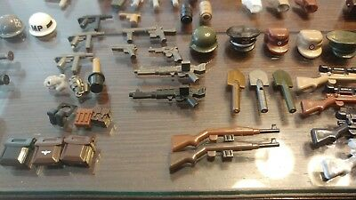 lego ww2 20 pc lot