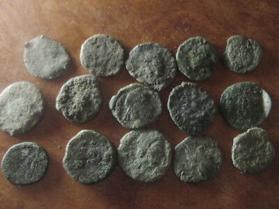 Ancient roman coins lot 41