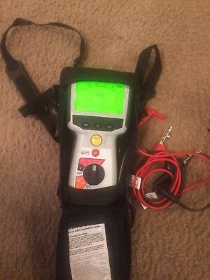 MEGGER Battery Operated Megohmmeter-MIT410 — Free Shipping!!