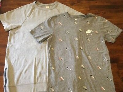 Mens LOT Hollister and Nike Air Shirt size Small