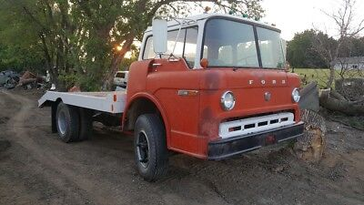 1971 Ford Other Pickups  1971 FORD CAB OVER ENGINE C O E