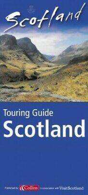 Touring Guide Scotland (Visit Scotland) Paperback Book The Cheap Fast Free Post