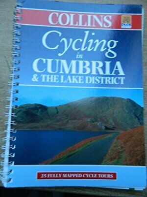 Cycling in Cumbria/Lake District Book The Cheap Fast Free Post