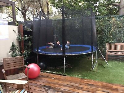 Trampoline 10ft. in very good condition