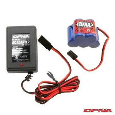 Ofna 90138 Hump Battery Pack w/Charger Traxxas T-Maxx