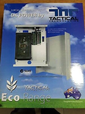 Tactical 12VDC 5Amp Power Supply suit Tecom or Inner Range System