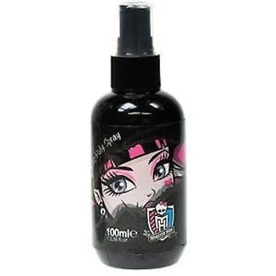 Monster High Spray Corporel Framboise 100 Ml