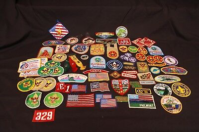 Lot of Vintage BSA Boy Scout Patches Gulf Ridge Philmont New Mexico Florida