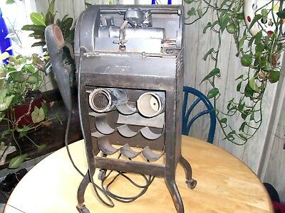 antique dictaphone electronic dictating machine model AE