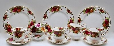 Royal Albert, Old Country Roses, Kaffeegedeck