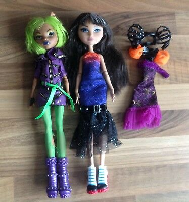 Monster High Dawn of the Dance Clawdeen, Ever after high doll, clothes