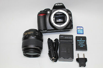 Nikon D3100 14.2 MP Digital Slr Camera w/AF-S Nikkor 18-55mm 1:3.5-5.6GII ED