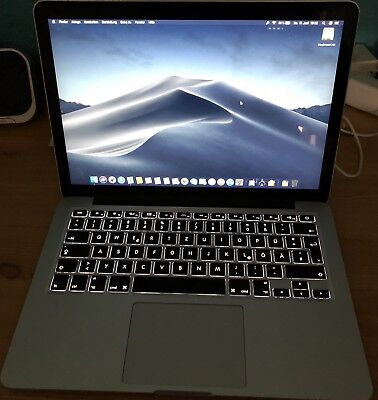 Apple MacBook Pro A1502 33,8 cm (13,3 Zoll) Laptop - MF839D/A (März, 2015,...