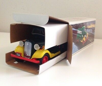 1985 THE FIRST HESS TRUCK made into a Bank / Mint Condition with inserts