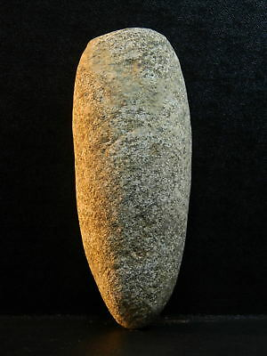 Saharian NEOLITHIC - BIG Granite AXE - 144 mm LONG