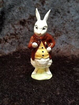 "*rare* Royal Doulton Alice Series ""white Rabbit"" Beswick"