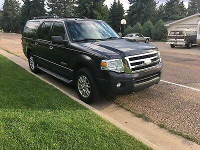 2007 Ford Expedition XLT 2007 Ford Expedition EL XLT 4X4 ... Low Price ... Runs Great ... Super Clean !!!