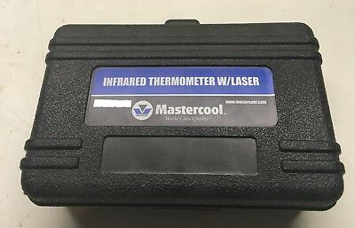 Infrared thermometer with laser - Mastercool