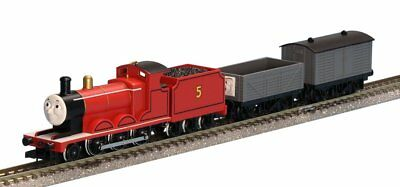 Tomix 93812 Thomas & Friends James 3 Cars Set N Scale