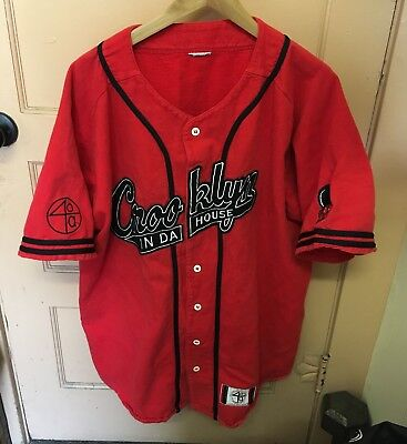 Rare Vintage Spike Lee 40 Acres And A Mule Crooklyn Jersey MJ