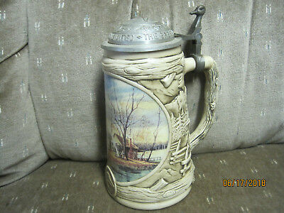 Ducks Unlimited First in a Series Beer Stein