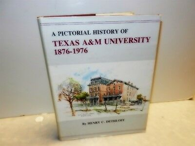 Texas A & M Aggies Pictoral History Book 1st edition