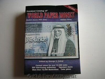 Standard Catalog of World Paper Money. Modern Issues 1961 - Date. Volume Three: