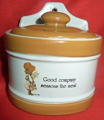 Holly Hobbie Country Living Brown Stoneware Good Company Seasons The Meal Korea
