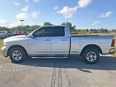 2010 Dodge Ram 1500 SLT CREW CAB 2010 DODGE RAM 1500 SLT CREW CAB FLORIDA TRUCK NO RESERVE AUCTION FREE SHIPPING