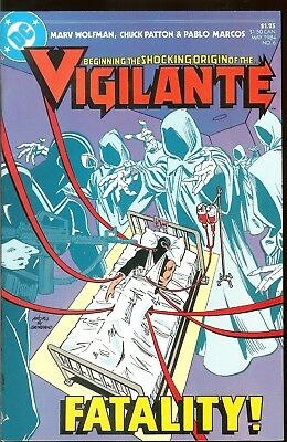 Vigilante 1983 8 Issues 6 7 8 11 12 13 14 15 Vf Two Copies Each Of 11 And 13