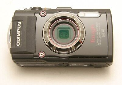 Olympus Tough Camera with Charger
