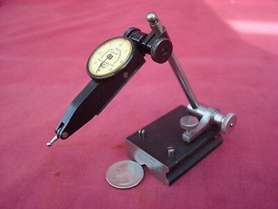 Vintage Browne & Sharpe No. 620 Indicator Stand Federal Testmaster Model - 2